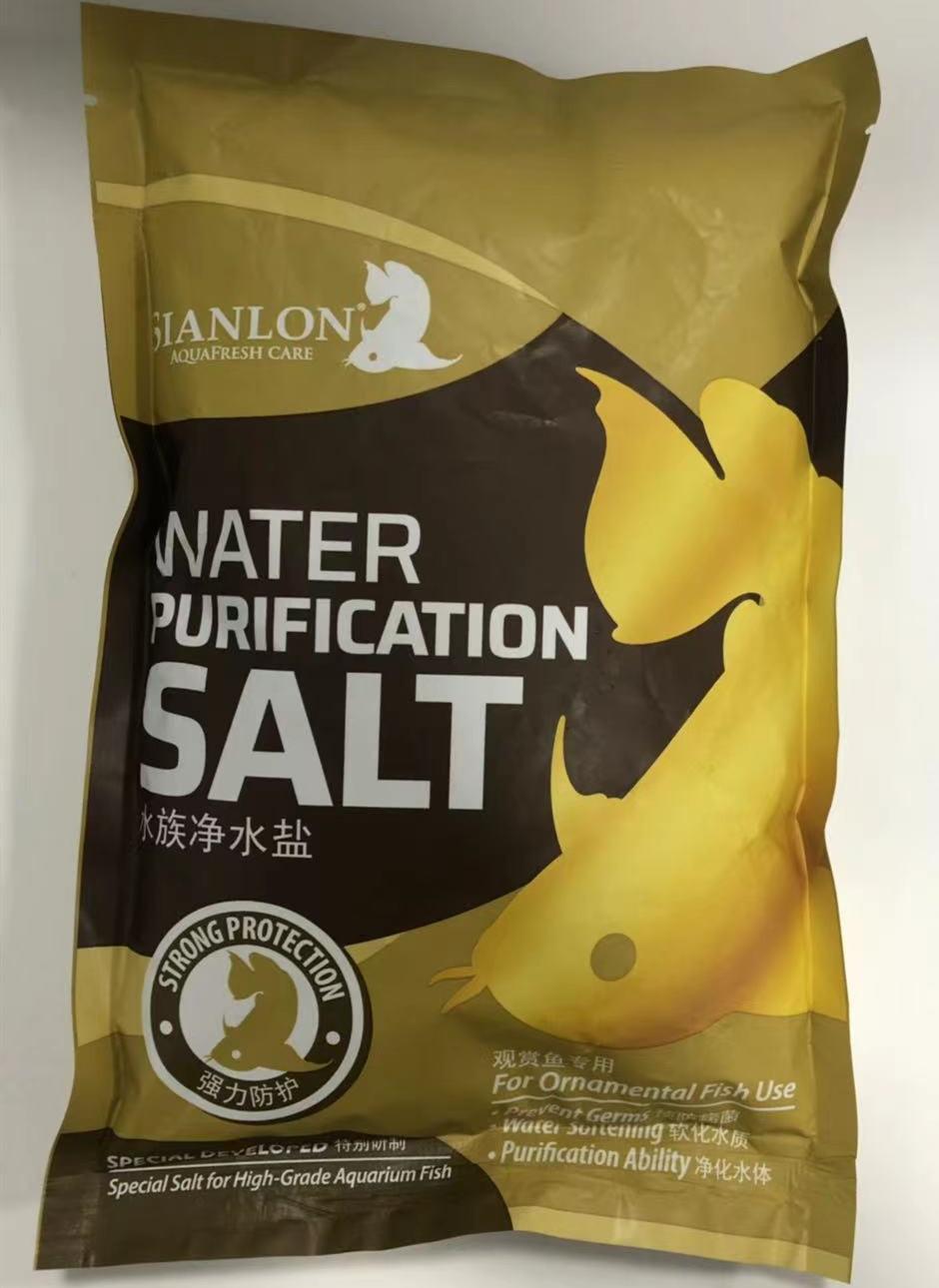 绵阳水族净水盐